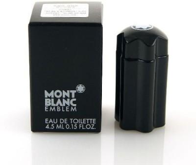 Mont Blanc Emblem Eau de Toilette  -  4.5 ml