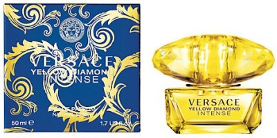 Versace Yellow Diamond Intense Eau de Parfum  -  50 ml