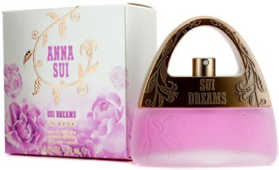 Anna Sui Sui Dreams In Pink Eau De Toilette Spray Eau de Toilette  -  30 ml