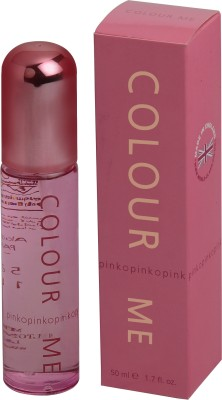 Colour Me Pink EDT  -  50 ml