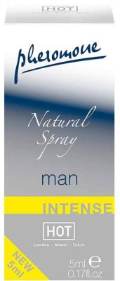 Hot Man Pheromon Natural Spray