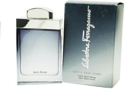 Ferragamo Subtil Pour Homme AS 50ml Aftershave  -  50 ml(For Men)