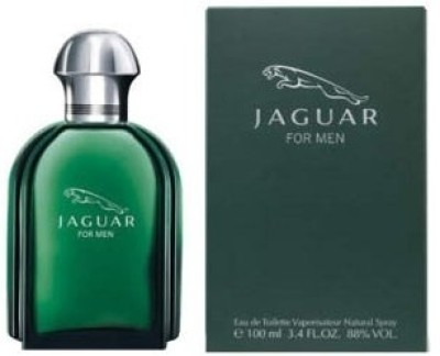 Jaguar Classic Green EDT  -  100 ml