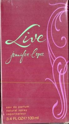 Jennifer Lopez Live Jennifer lopez EDP  -  100 ml