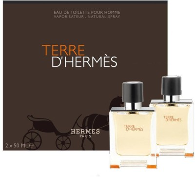 Voyage D,Hermes by Hermes Eau-de-toilette Refillable Spray for Unisex, 3.30-Ounce