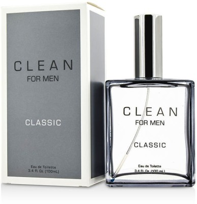 Clean Clean For Men Classic Eau De Toilette Spray Eau de Toilette  -  100 ml
