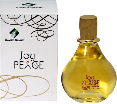 Xavier Savor Joy & Peace Eau de Toilette  -  100 ml