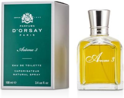 Parfums D,Orsay Arome 3 Eau De Toilette Spray Eau de Toilette  -  100 ml