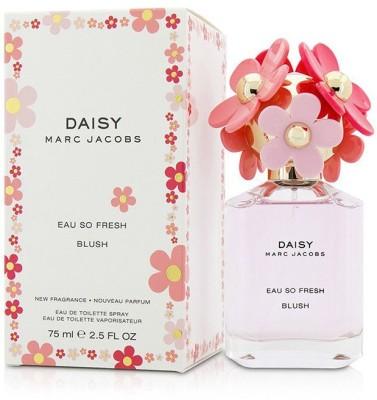 Marc Jacobs Daisy Eau So Fresh Blush Eau De Toilette Spray (Limited Edition) Eau de Toilette  -  75 ml