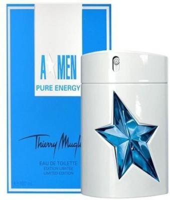 Thierry Mugler A Men Pure Energy Limitee Edition Eau de Toilette  -  100 ml