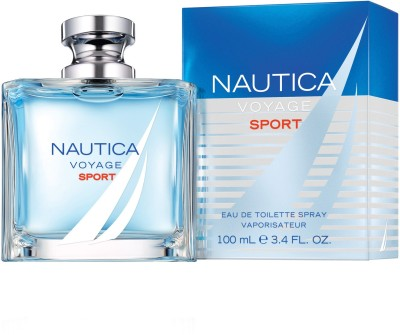 Nautica Voyage Sport Eau de Toilette - 100 ml(For Men)