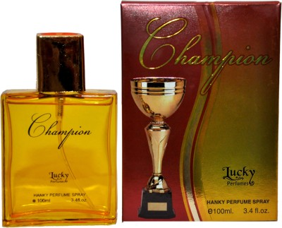 Lucky Champion Eau de Parfum  -  100 ml
