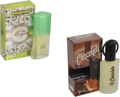 My Tunes Combo Pack Chocolate 30 Ml & Attar Mogra- 20 ml Eau de Parfum  -  50 ml