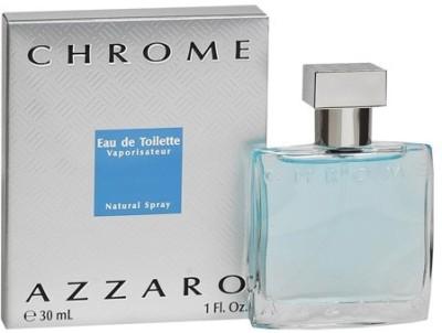 Azzaro Chrome Eau de Toilette  -  30 ml