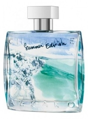 Azzaro Chrome Summer Limited Edition EDT  -  100 ml
