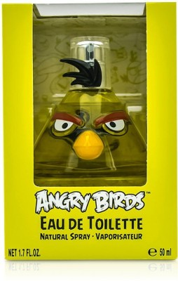 Air Val International Disney Angry Birds (Yellow) Eau De Toilette Spray Eau de Toilette  -  50 ml