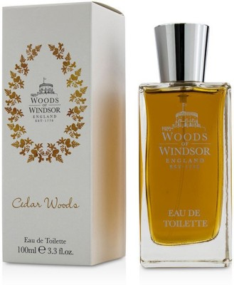 Woods Of Windsor Cedar Woods Eau De Toilette Spray Eau de Toilette  -  100 ml