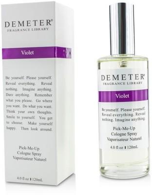 Demeter Violet Cologne Spray Eau de Cologne  -  120 ml