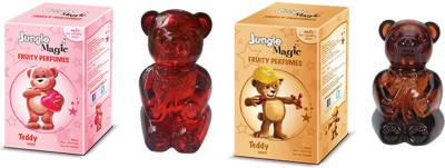 Jungle Magic Cuddly Teddy Naughty Bear Eau de Toilette  -  120 ml
