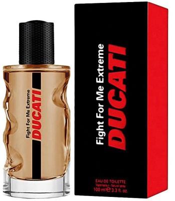 Ducati Fight For Me Extreme Eau de Toilette  -  100 ml
