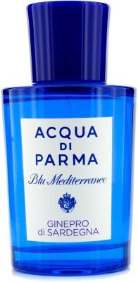 Acqua Di Parma Blu Mediterraneo Ginepro Di Sardegna Eau De Toilette Spray Eau de Toilette  -  75 ml