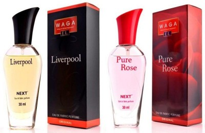 waga Pure Rose, Liverpool Eau de Parfum  -  30 ml