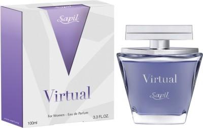 Sapil Virtual Women Perfume Eau de Toilette  -  100 ml