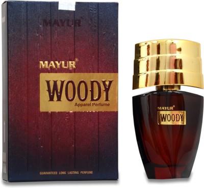 Mayur Woody Eau de Parfum  -  60 ml