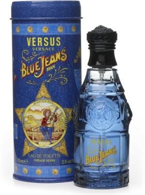 Versace Versus Blue Jeans EDT  -  75 ml