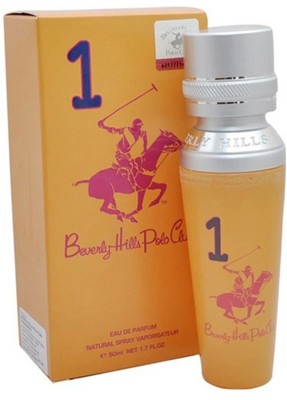 Beverly Hills Polo Club No 1 Perfume EDP  -  50 ml