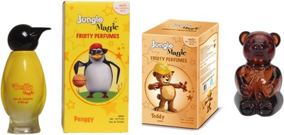 Jungle Magic Penggy Yellow Naughty Bear Eau de Toilette  -  120 ml