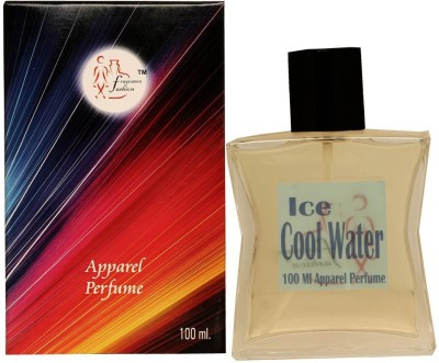 Fragrance And Fashion Ice Cool Water Eau de Toilette  -  100 ml