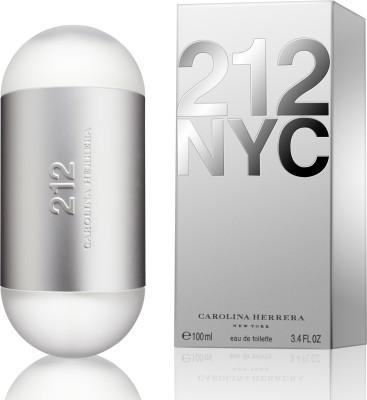 Carolina Herrera 212 NYC EDT  -  100 ml