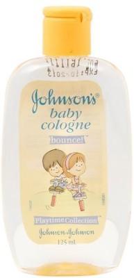 Johnson BABY COLOGNE BOUNCE Eau de Cologne  -  125 ml(For Boys, Girls)
