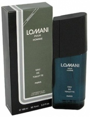 Lomani Pour Homme EDT  -  100 ml(For Men)
