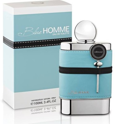 Armaf Blue Homme Eau de Toilette  -  100 ml(For Men) at flipkart
