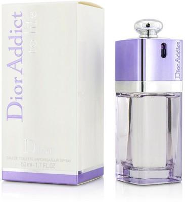 Christian Dior Addict To Life Eau De Toilette Spray Eau de Toilette  -  50 ml