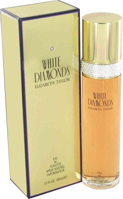 Elizabeth Taylor White Diamonds EDT  -  100 ml