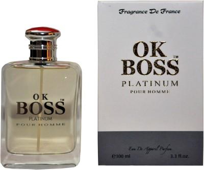 Platinum OK Boss Eau de Parfum  -  100 ml