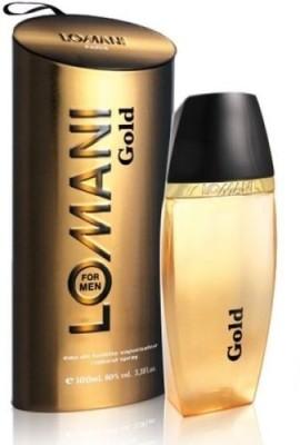 Lomani Gold EDT  -  100 ml