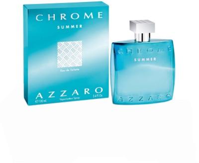 Azzaro Chrome Summer EDT  -  100 ml