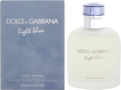 D&G Light Blue EDT - 125 ml