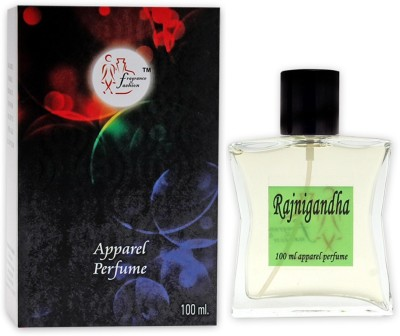 Fragrance And Fashion Rajnigandha Eau de Toilette - 100 ml