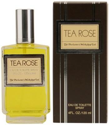 Perfumers Workshop Tea Rose Eau de Toilette  -  120 ml
