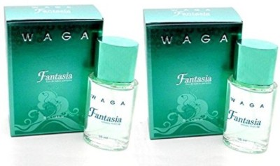 waga fantasia pack of 2 Eau de Parfum  -  35 ml
