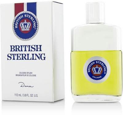 Dana British Sterling Cologne Splash Eau de Cologne  -  112 ml