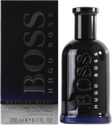 Hugo Boss Bottled Night EDT  -  200 ml