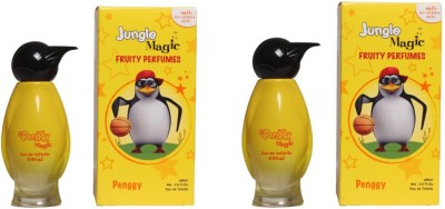 Jungle Magic Penggy Yellow Eau de Toilette  -  120 ml