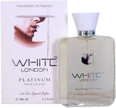 St. Louis White London Platinum Eau de Parfum  -  100 ml