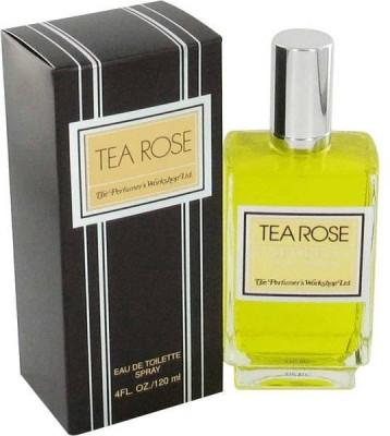 Tea Rose Perfumers Workshop EDT Eau de Toilette  -  120 ml